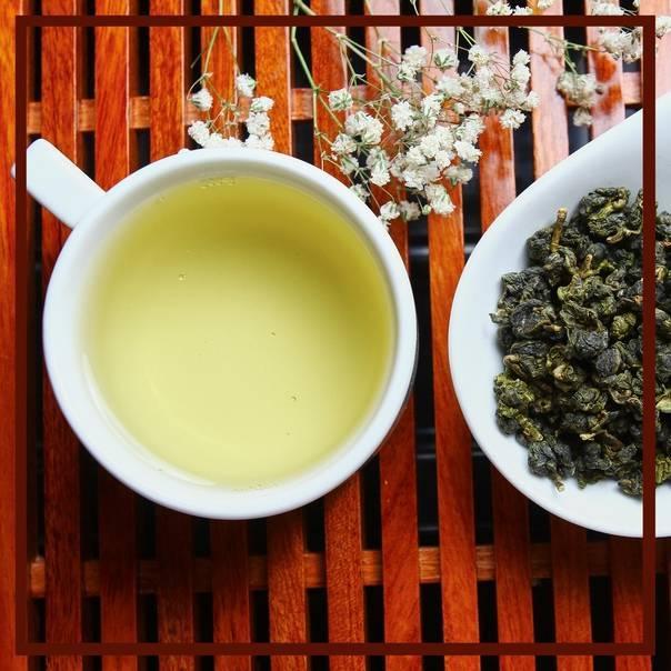 Чае женьшень улун. правила заваривания и полезные свойства