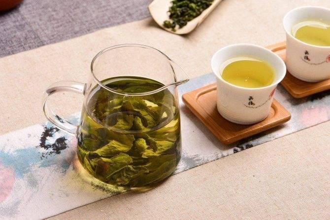 Эффективен ли чай улун для похудения и сжигания жира?