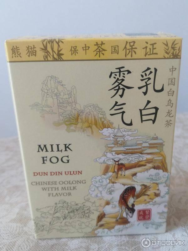 Молочный улун для похудения – секреты применения
