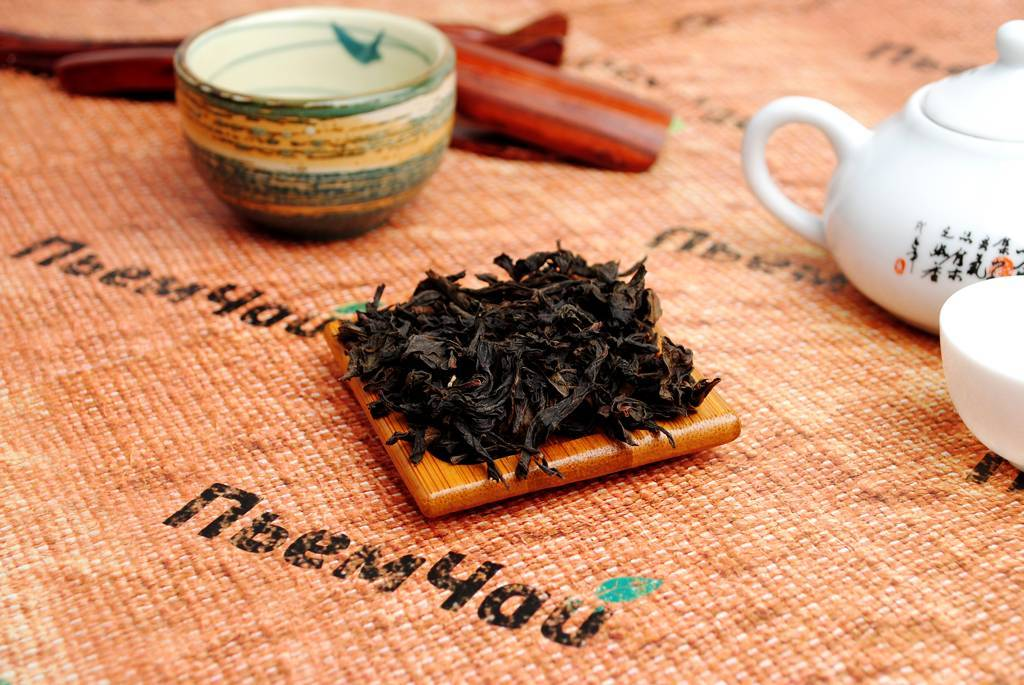 Чай пуэр: как правильно заваривать и пить