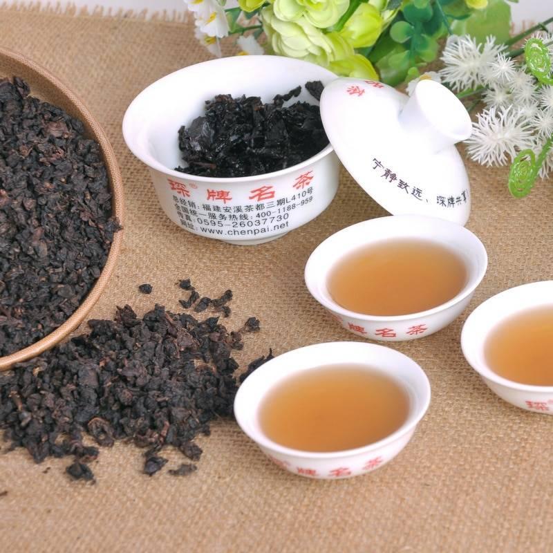 Чай улун для похудения: состав, правила приема, рецепты